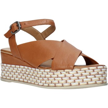 Sko Dame Sandaler Bueno Shoes Q5901 Brun