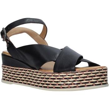 Sko Dame Sandaler Bueno Shoes Q5901 Sort