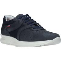 Sko Herre Lave sneakers CallagHan 91313 Blå