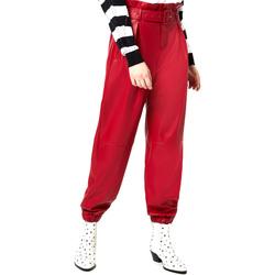textil Dame Chinos / Gulerodsbukser Liu Jo WA0276 E0392 Rød