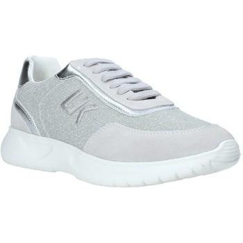 Sko Dame Lave sneakers Lumberjack SW70312 002 N72 Sølv