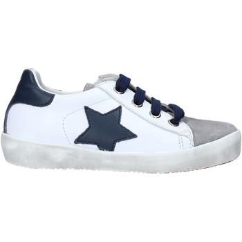 Sko Børn Lave sneakers Naturino 2014752 01 hvid