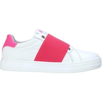 Sko Pige Lave sneakers Naturino 2012540 01 hvid