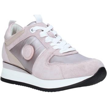 Sko Dame Lave sneakers Lumberjack SW84312 001 Y27 Violet