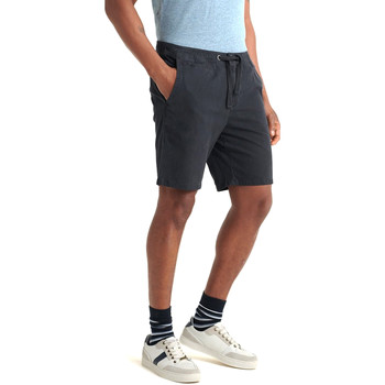 textil Herre Shorts Superdry M7110017A Blå