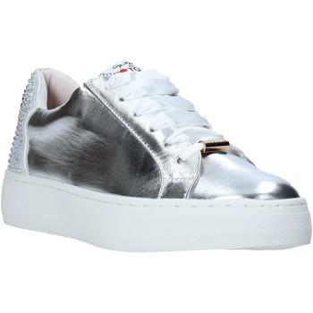 Sko Dame Lave sneakers Love To Love TER32 Sølv