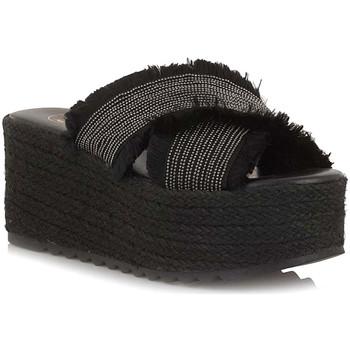 Sko Dame Tøfler Exé Shoes G47006247001 Sort