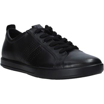 Sko Herre Lave sneakers Ecco 53625401001 Sort