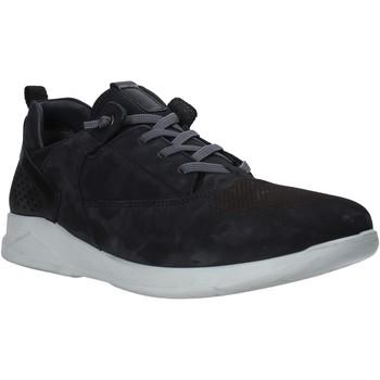 Sko Herre Lave sneakers Grunland SC2687 Sort