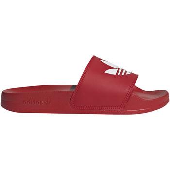 Sko Børn badesandaler adidas Originals FU9179 Rød