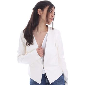 textil Dame Jakker Gaudi 011FD38004 hvid