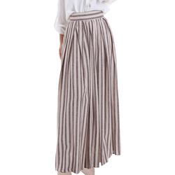 textil Dame Nederdele Gaudi 011FD75010 Beige