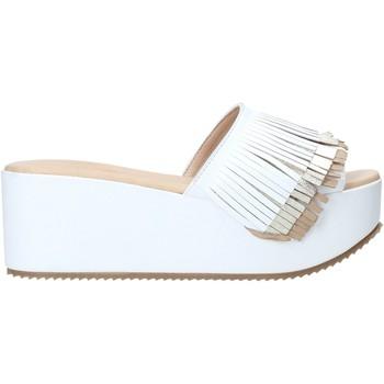 Sko Dame Tøfler Grace Shoes C21 hvid