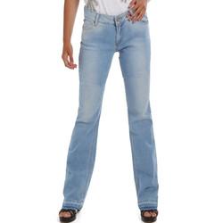 textil Dame Jeans Fornarina BER1I98D834MM Blå