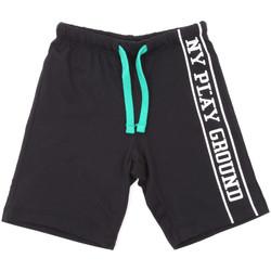 textil Børn Shorts Melby 70F5574 Sort
