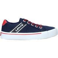 Sko Børn Lave sneakers Levi's VKIN0001T Blå
