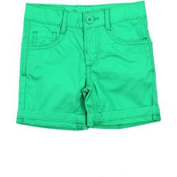 textil Børn Shorts Losan 015-9655AL Grøn