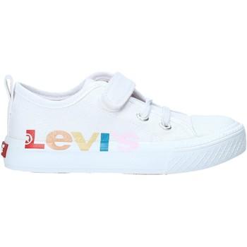 Sko Børn Lave sneakers Levi's VORI0013T hvid