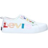 Sko Børn Lave sneakers Levi's VBET0003T hvid