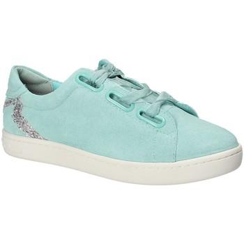 Sko Dame Lave sneakers Fornarina PE18AN2893 Grøn