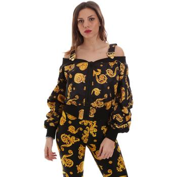 textil Dame Sweatshirts Versace C0HVB932S0774899 Sort