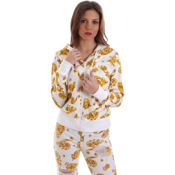 textil Dame Sweatshirts Versace B6HVB796SN500003 hvid