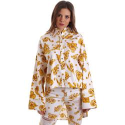 textil Dame Skjorter / Skjortebluser Versace B0HVB624S0771003 hvid