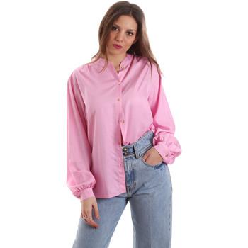 textil Dame Skjorter / Skjortebluser Versace B0HVB62307619445 Lyserød