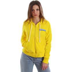 textil Dame Sweatshirts Versace B6HVB79715633630 Gul