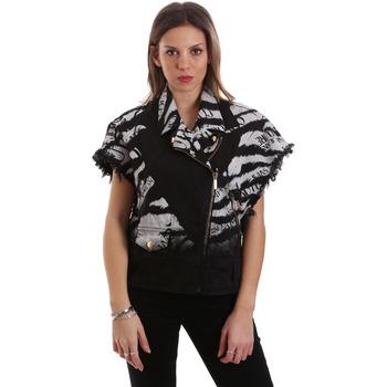 textil Dame Jakker Versace C0HVB92DHRC5X899 Sort