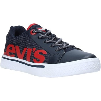 Sko Børn Lave sneakers Levi's VFUT0042T Blå