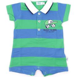 textil Børn Buksedragter / Overalls Melby 20P7130 Blå