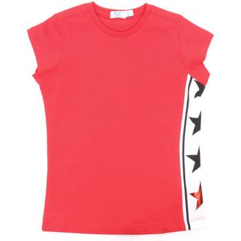 textil Pige T-shirts m. korte ærmer Melby 70E5645 Rød