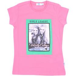 textil Pige T-shirts m. korte ærmer Melby 70E5645 Lyserød