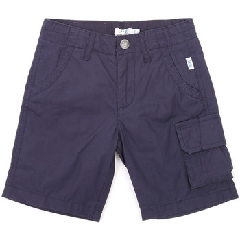 textil Børn Shorts Melby 79G5584 Blå