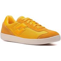 Sko Herre Lave sneakers Lotto 210755 Gul