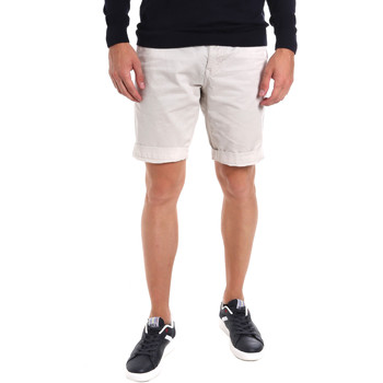 textil Herre Shorts Gaudi 011BU25023WC Grå