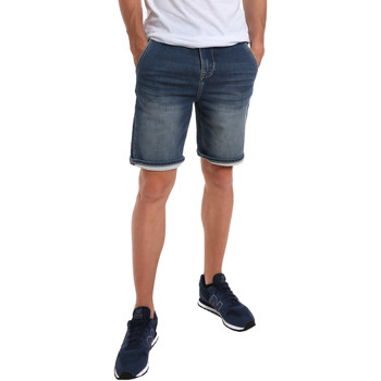 textil Herre Shorts Gaudi 011BU26041 Blå