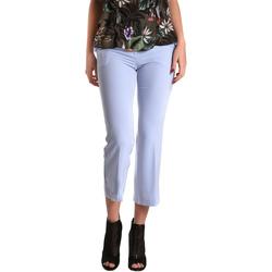 textil Dame Halvlange bukser Gaudi 811FD25026 Blå