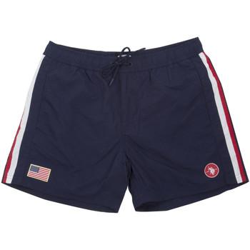 textil Herre Badebukser / Badeshorts U.S Polo Assn. 58450 52458 Blå