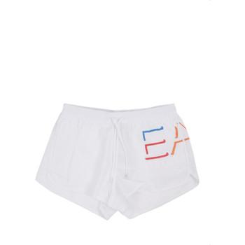 textil Herre Badebukser / Badeshorts Ea7 Emporio Armani 902024 0P739 hvid