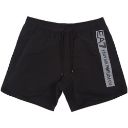 textil Herre Badebukser / Badeshorts Ea7 Emporio Armani 902000 0P732 Sort