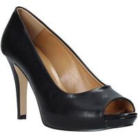 Sko Dame Højhælede sko Grace Shoes 457I001 Sort