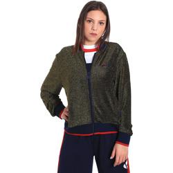 textil Dame Sweatshirts Fila 684378 Blå