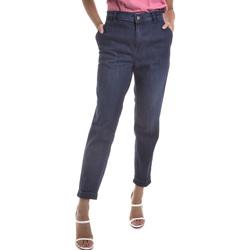textil Dame Jeans Gas 365786 Blå