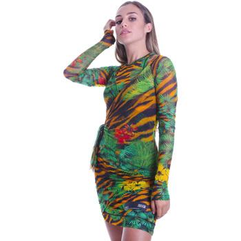 textil Dame Korte kjoler Versace D2HVB495S0782983 Sort