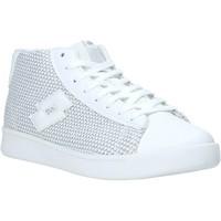 Sko Dame Høje sneakers Lotto L57989 hvid