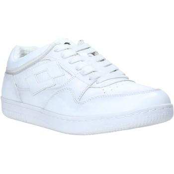 Sko Herre Lave sneakers Lotto L55815 hvid