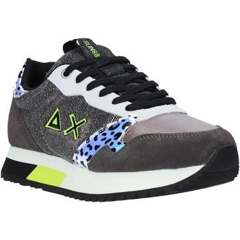 Sko Dame Lave sneakers Sun68 Z40227 Grå