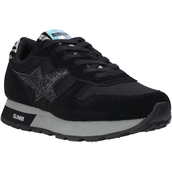 Sko Dame Lave sneakers Sun68 Z40212 Sort